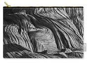 Cypress Tree Abstract Carry-all Pouch