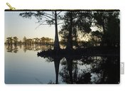 Cypress Trees In Atchafalaya Basin Carry-all Pouch