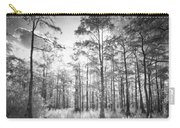 Cypress Trees In Big Cypress Carry-all Pouch