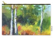 Cypress Trees Carry-all Pouch