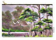 Cypress Trees-wakulla River Florida Carry-all Pouch