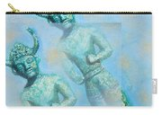 Cyprus Gods Of Trade. Carry-all Pouch by Augusta Stylianou