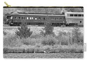 Cyrus K  Holliday Private Rail Car Bw Carry-all Pouch