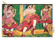 Czardas Dancers, 1908-20 Carry-all Pouch