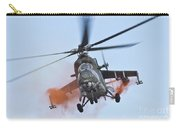 Czech Air Force Mi-35 Hind Helicopter Carry-all Pouch