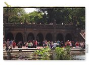 The Arches And The Fountain Carry-all Pouch