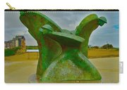 D-day Memorial For Juno Beach Heros Carry-all Pouch