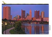 D2l38 Columbus Ohio Skyline Photo Carry-all Pouch