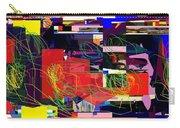 Daas 2 Daas 6a Carry-all Pouch by David Baruch Wolk