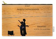 Dad Happy Father's Day Carry-all Pouch