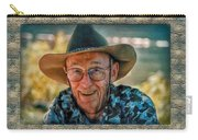 Dad In Cowboy Mood Carry-all Pouch