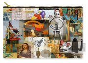 Dada Movement 1916  To 1922 Carry-all Pouch