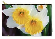 Daffodil Art  Carry-all Pouch
