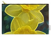 Daffodil Duet By Jrr Carry-all Pouch