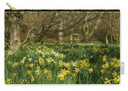 Daffodil Field Carry-all Pouch