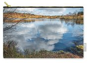 Daffodil Lake Carry-all Pouch by Adrian Evans
