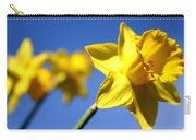 Daffodil Line Carry-all Pouch