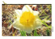 Daffodil Under Water Carry-all Pouch