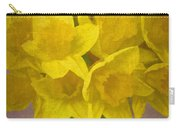 Daffodils 10 Carry-all Pouch