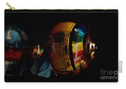 Daft Punk Pharrell Williams  Carry-all Pouch by Marvin Blaine