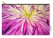 Dahlia Bursting With Color Carry-all Pouch