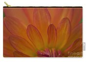 Dahlia Closeup Carry-all Pouch