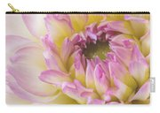 Dahlia Delight Square  Carry-all Pouch
