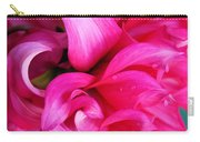 Dahlia Droplets Carry-all Pouch