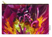 Dahlia Fairies Delight Carry-all Pouch