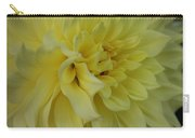 Dahlia Macro Carry-all Pouch