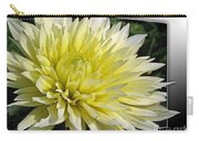 Dahlia Named Canary Fubuki Carry-all Pouch