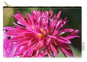 Dahlia Named Normandy Wild Willie Carry-all Pouch