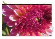 Dahlia Pink 1 Carry-all Pouch