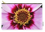 Dahlia's Golden Crown Carry-all Pouch