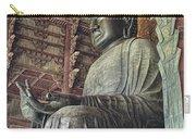 Daibutsu Buddha Of Todai-ji Temple Carry-all Pouch