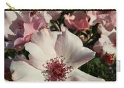 Dainty Roses Carry-all Pouch