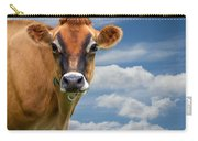Dairy Cow  Bessy Carry-all Pouch