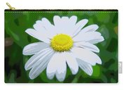 Daisey Flower - Looks Like A Painting Carry-all Pouch