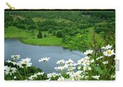 White Daisies At Queens View Carry-all Pouch