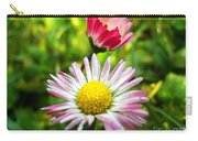 Daisies In Januray Carry-all Pouch