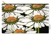 Daisies In The Dark Carry-all Pouch