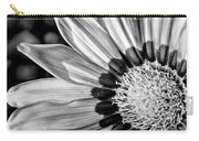 Daisy - Bw Carry-all Pouch