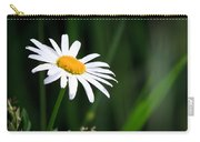 Daisy - Bellis Perennis Carry-all Pouch