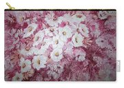 Daisy Blush Carry-all Pouch