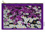 Daisy Bouquet From Dublin  Carry-all Pouch