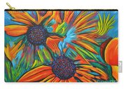 Daisy Chain Reaction Carry-all Pouch
