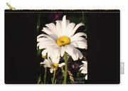 Daisy Close Up Carry-all Pouch
