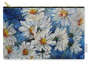 Daisy Cluster Carry-all Pouch