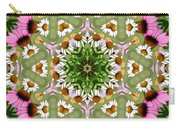 Daisy Daisy Do Kaleidoscope Carry-all Pouch