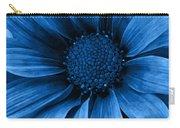 Daisy Daisy Pure Blue Carry-all Pouch